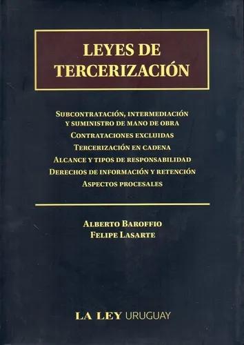 Leyes de Tercerización