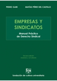 Companies and Trade Unions. Trade Union Law Handbook