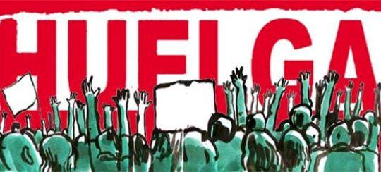 Reglas sobre la huelga en el anteproyecto de Ley de Urgente Consideración