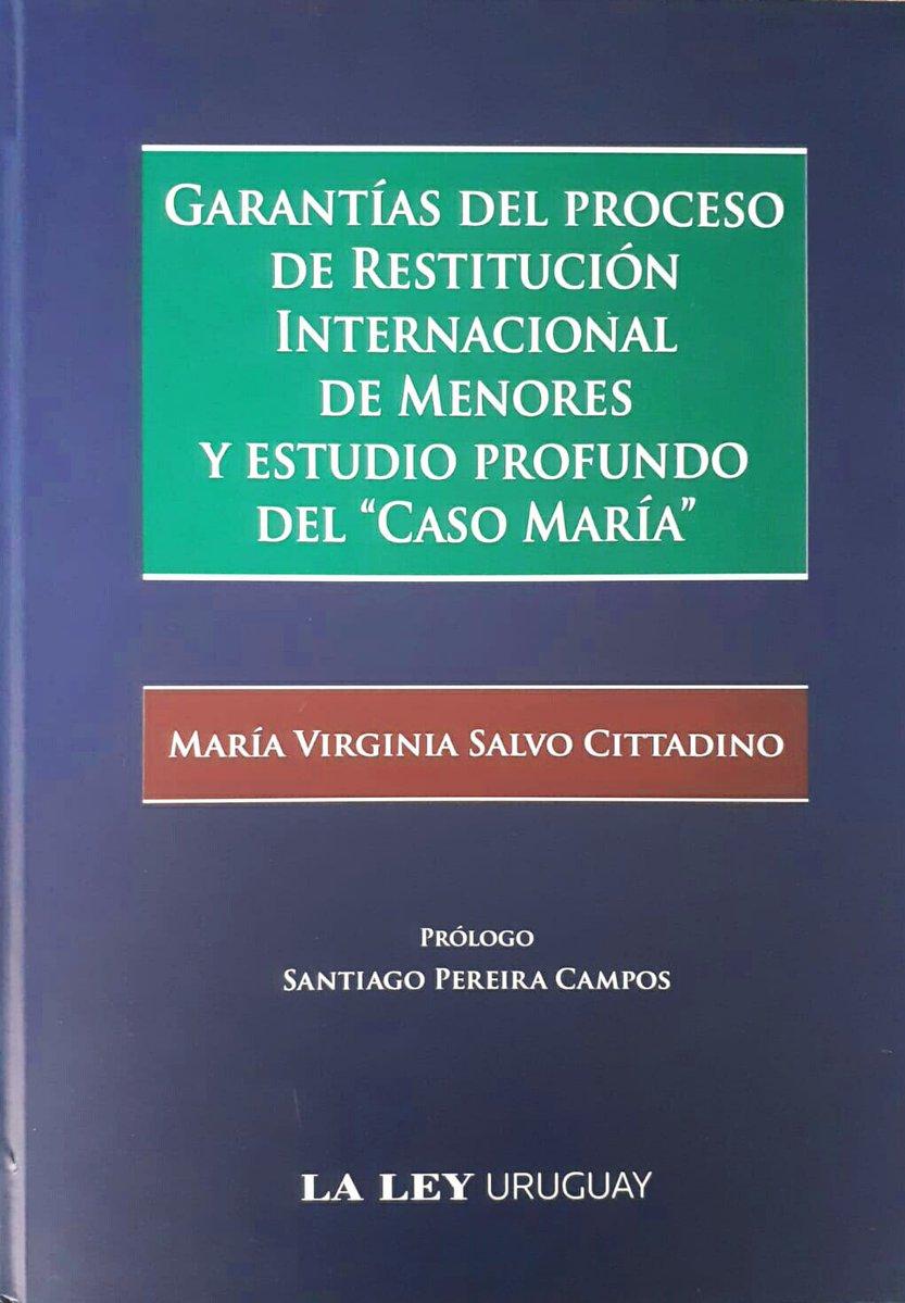 Garantías del Proceso de Restitución de Menores y Estudio Profundo del